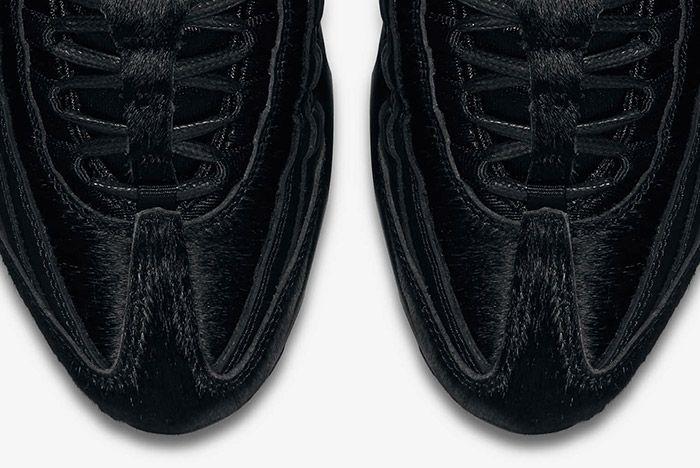 Nike Air Max 95 Wmns Black Pony Hair 8