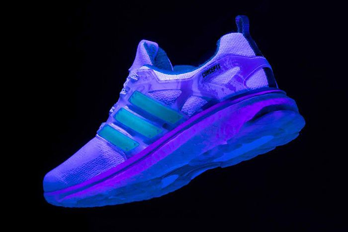 Concepts Adidas Energy Boost Shiatsu Happy Ending Stains 2 Sneaker Freaker