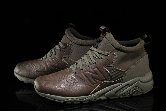 New Balance 580 Outdoor Boot Olive Green 8