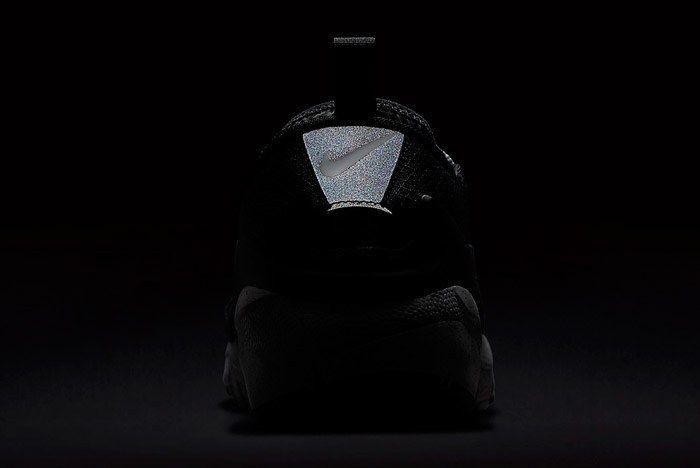 Nike Air Footscape Nm Black Wolf Grey Dark Grey 4