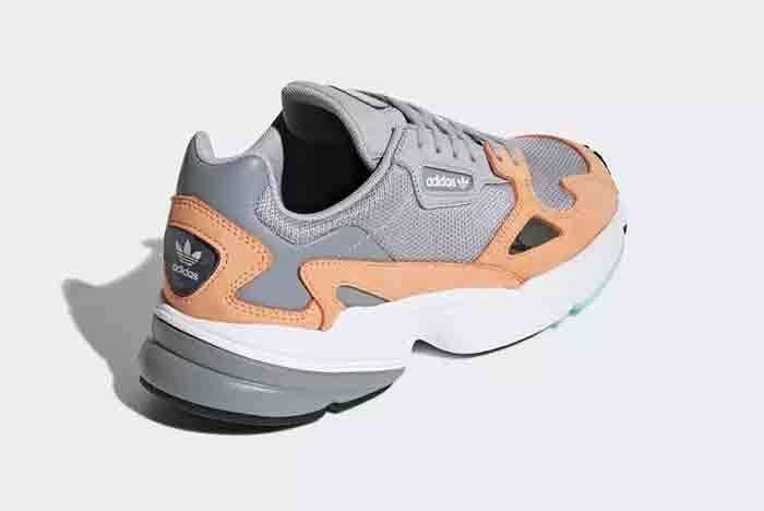 Adidas Falcon Easy Orange 4