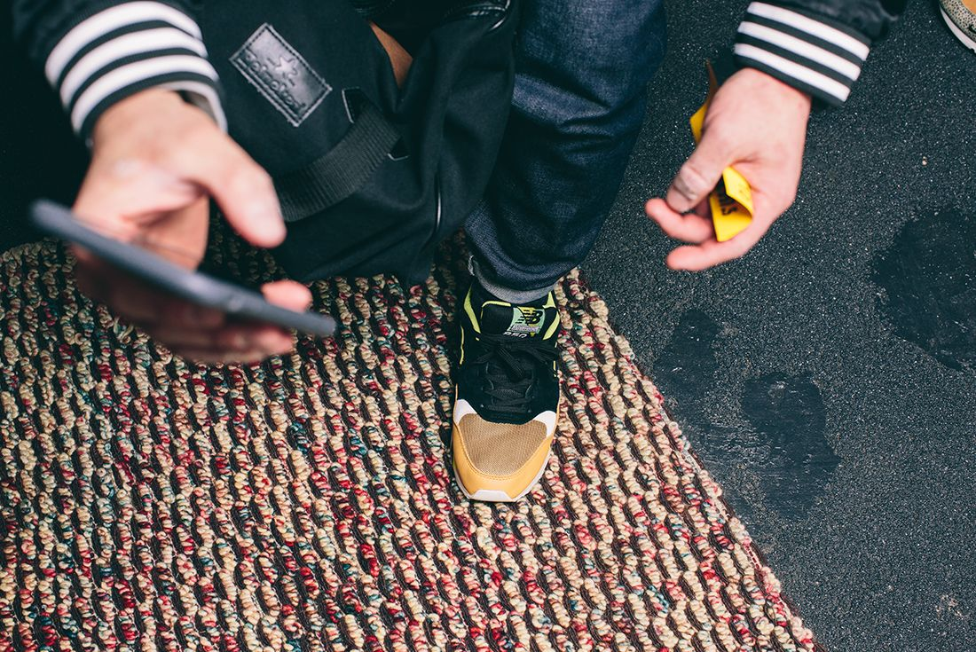 Sneaker Freaker X New Balance Launch Party 128