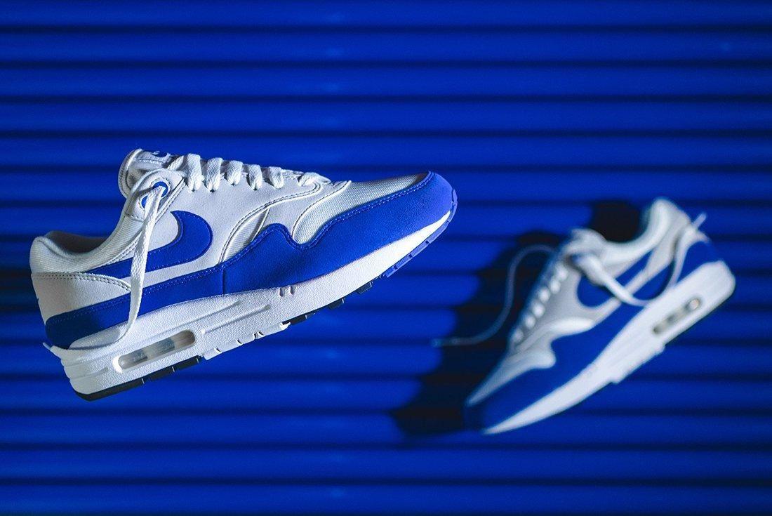 Nike Air Max 1 Anniversary Blue 1