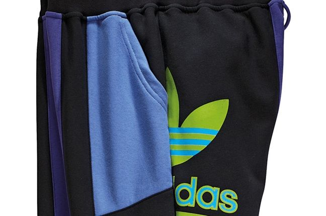 Adidas Jeremy Scott Collage Sweat Sweatpants 3 1