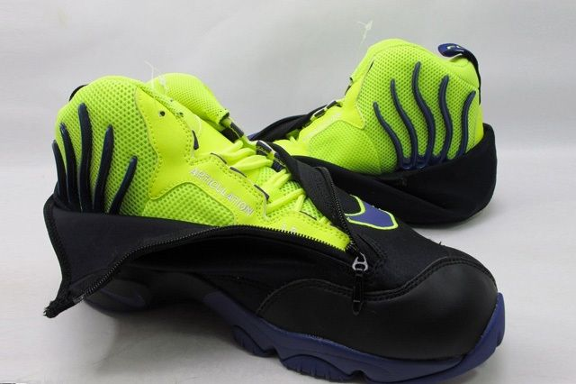 Nike Air Zoom Flight The Glove Black Neon 2