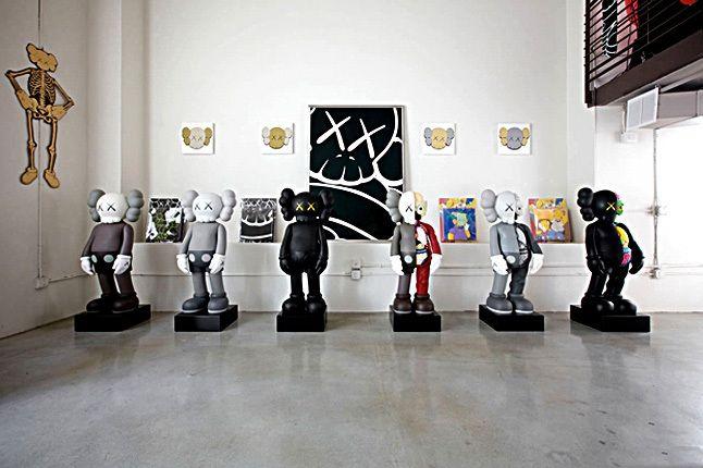 Ronnie Pirovino Kaws Collection 2 1