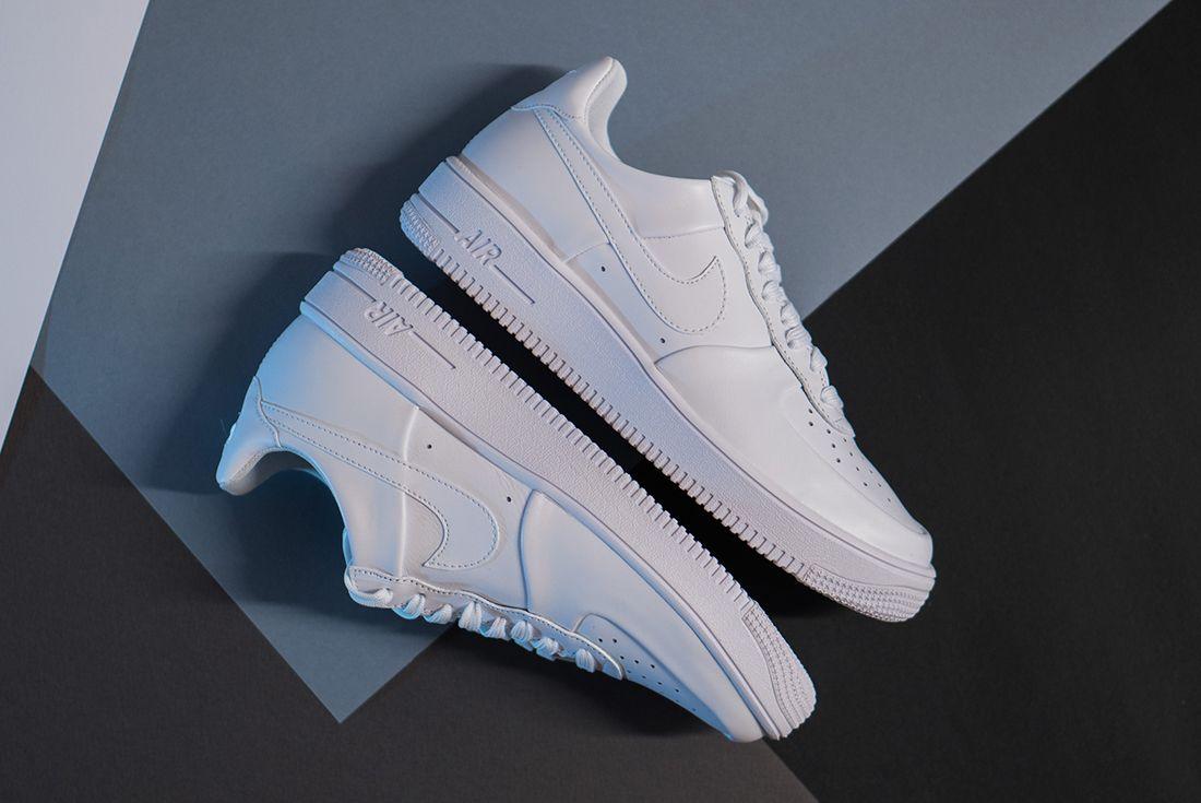Nike Air Force 1 Ultra Force Triple White7