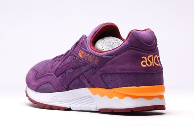 Asics Gel Lyte V Sunset Purple 5