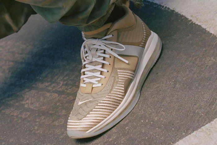 John Elliot Nike Lebron Icon Qs Tan On Foot