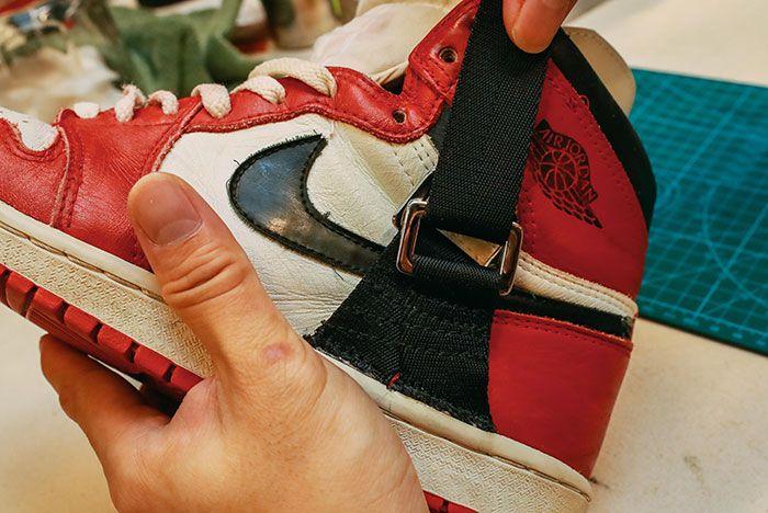 Sbtg Sabotage Rehab S O S Air Jordan 1 Up Close 7