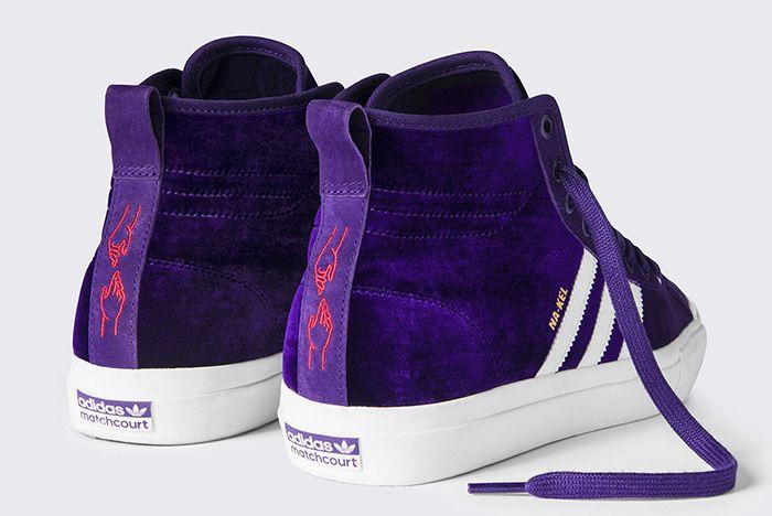 Na Kel Smith X Adidas Matchcourt Sneaker Freaker 3