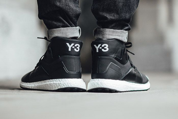 Adidas Y 3 Kozoko High Black 1