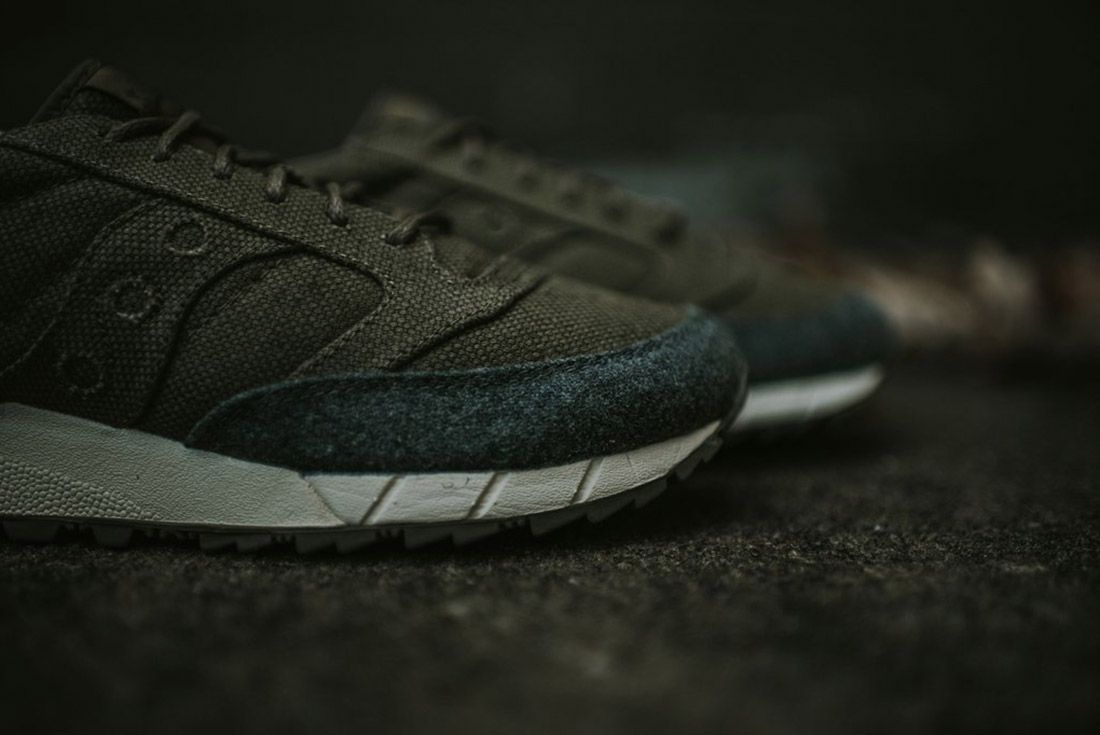 Material Matters Dye And Colour Saucony Canvas 1
