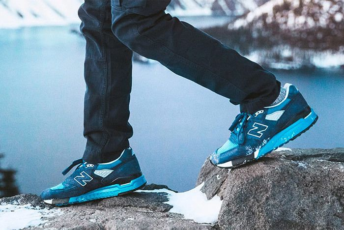 J Crew New Balance 998 National Parks Small
