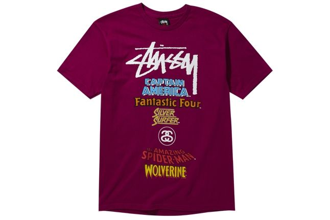 Stussy Marvel World Tour 1 1