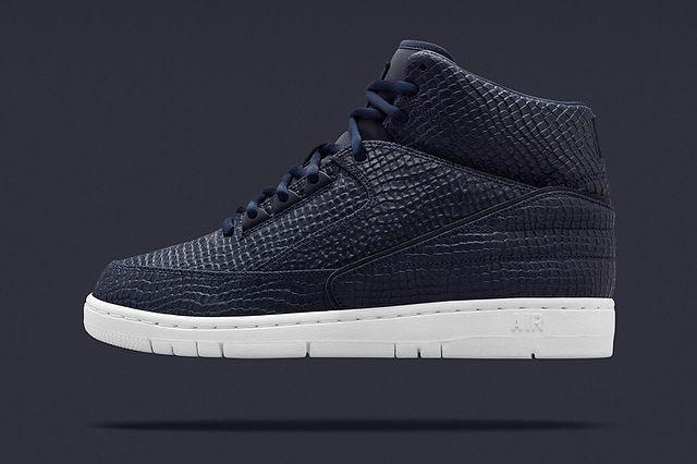 Nike Air Python Obsidian 1