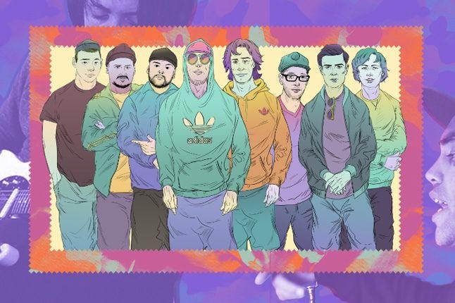 Adidas Originals Unite All Originals The Doqument Surf City 2