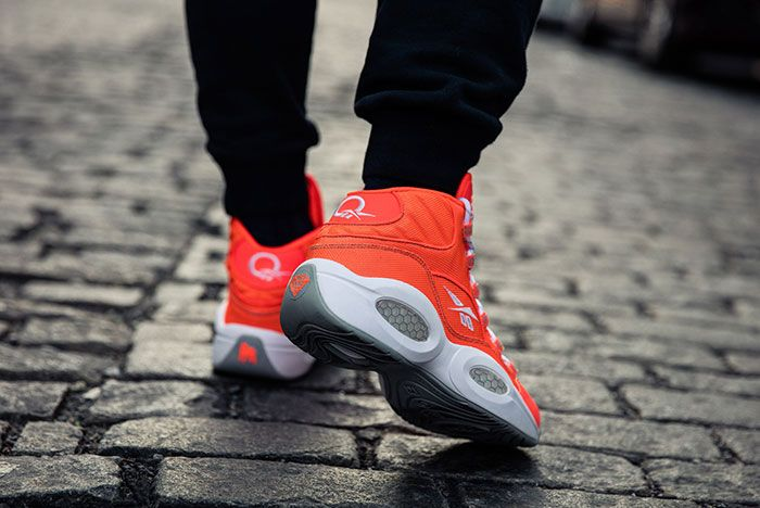 Reebok Question Mid Only The Strong Survive 11
