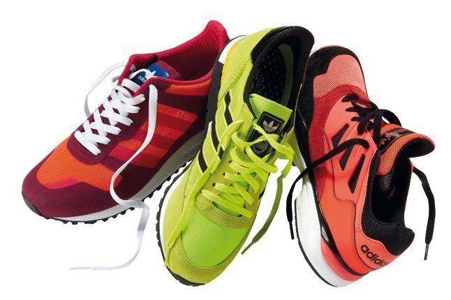 Adidas Spring Summer Neon Running Pack 1