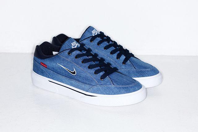 Supreme X Nike Gts 5