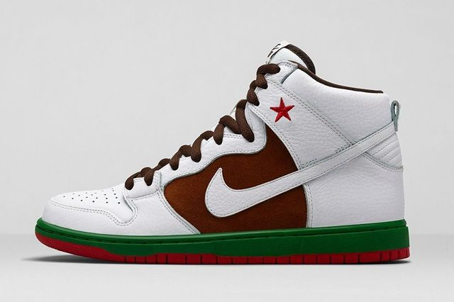 Nike Sb Dunk Hi 13Th State Bump 4