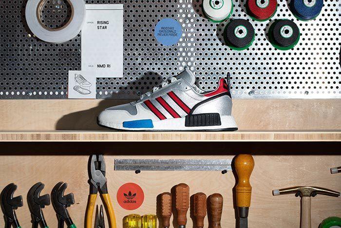 Adidas Nevermade Risingstar
