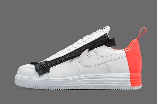 Acronym X Nike Lunar Force 1 Zip10