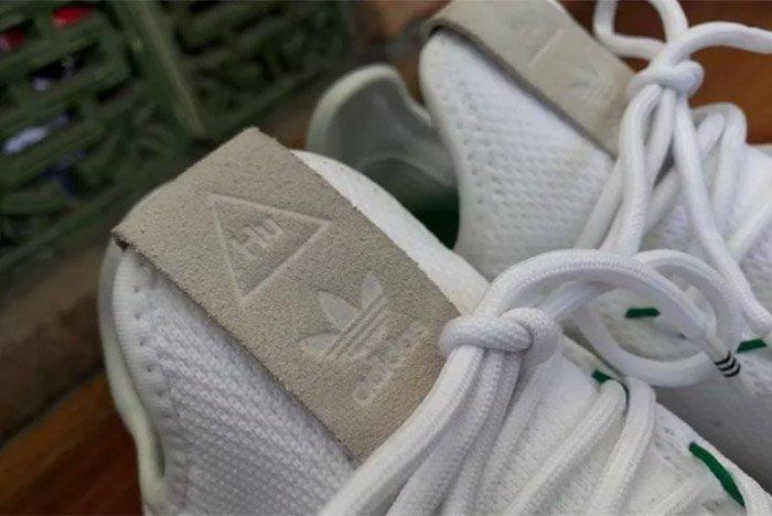 Adidas Pharrell Williams Stan Smith Hu Nmd White 2