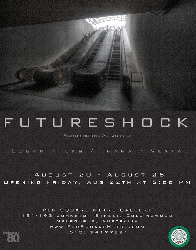 Per Square Metre Presents Futureshock 1