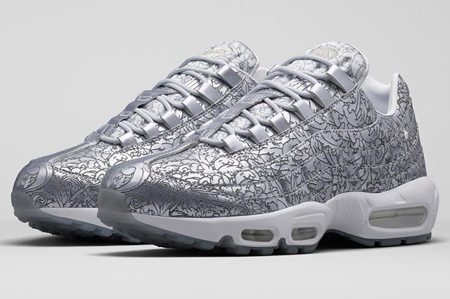 Nike Air Max 95 Platinum