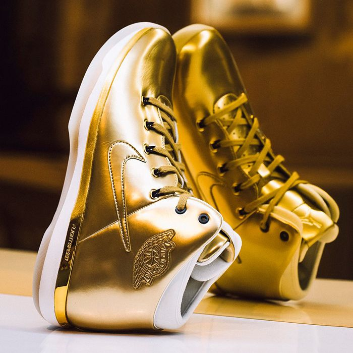 Air Jordan Xxxi Gold5