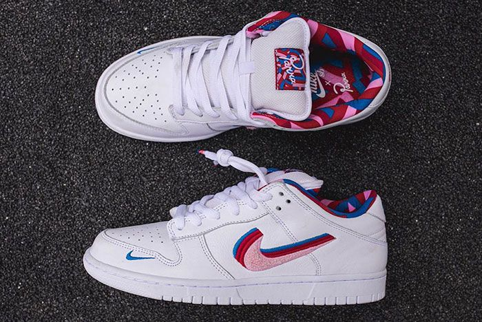 Parra Nike Sb Dunk Low Release Date 2