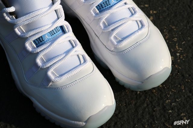 Air Jordan 11 Legend Blue 4