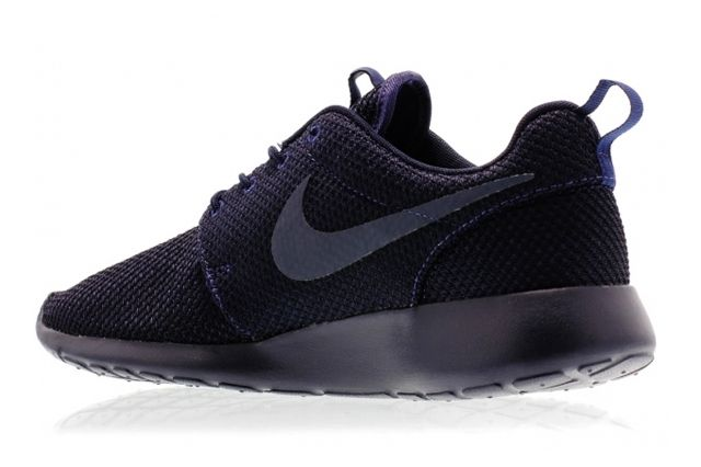 Nike Roshe Run Navy Dark Obsidian