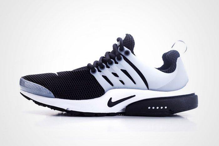 Nike Air Presto Tuxedo Black White Thumb