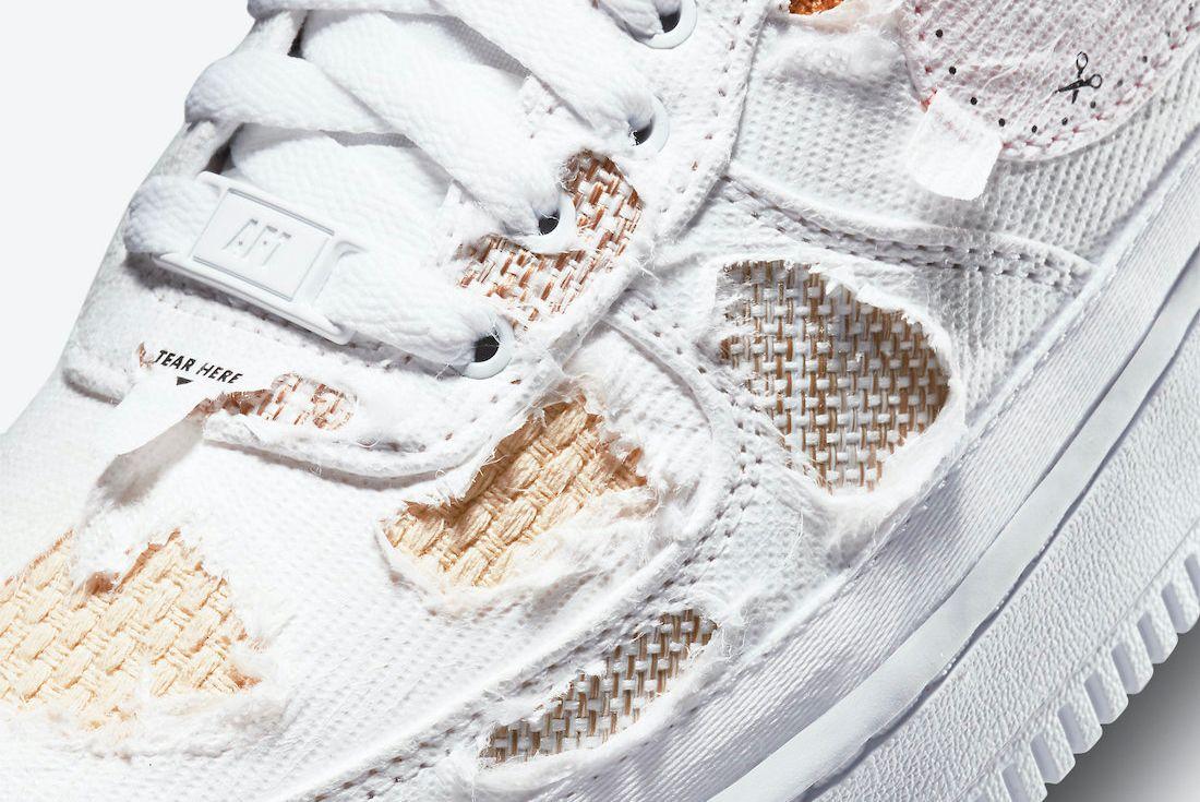 Nike Tear Away the Air Force 1 Again - Sneaker Freaker