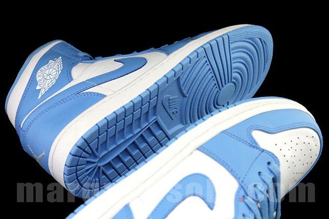 Air Jordan 1 University Blue Sole 1