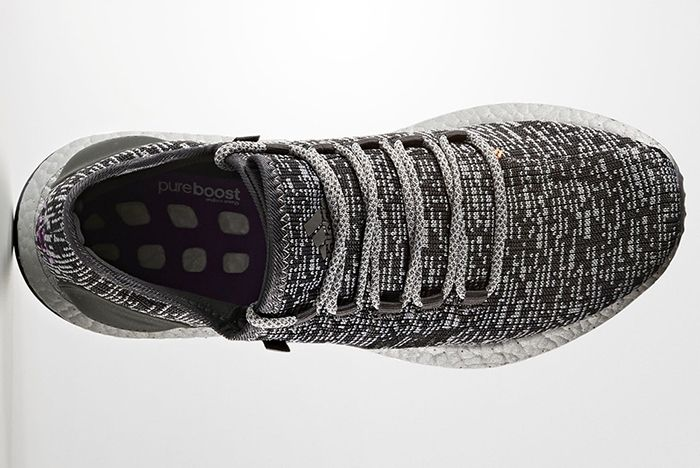 Adidas Pureboost Silver 4