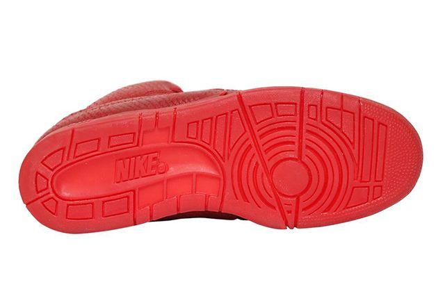 Nike Air Python Red 4