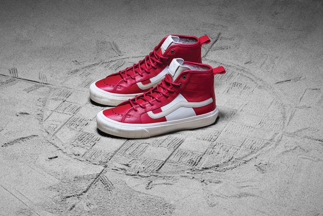 Taka Hayashi X Vault By Vans 15Th Collection 9