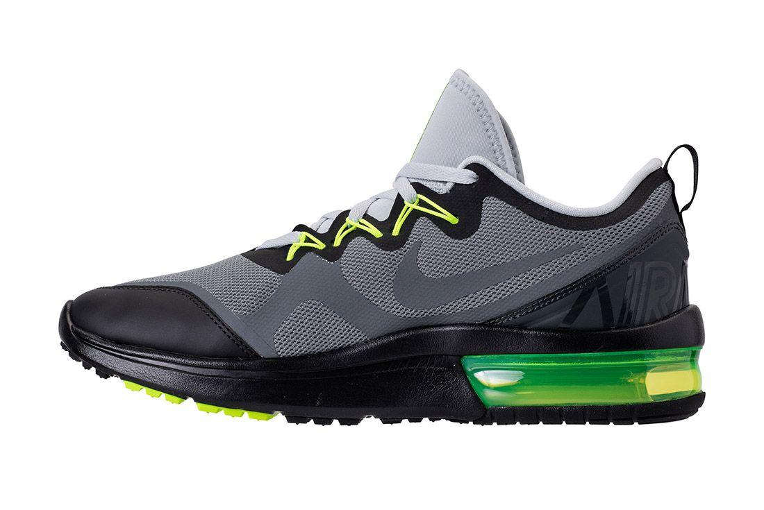 Nike Air Max Fury Heritage Neon 5