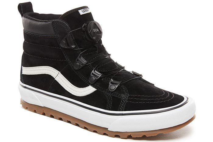 Vans Sk8 Hi Mte Boa Black White 3