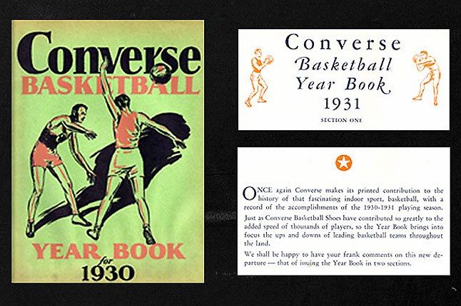 Converse Yearbook 1930 1931 1