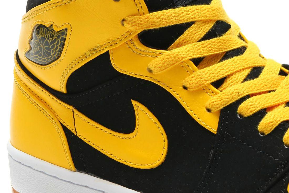 Nike Air Jordan 1 Varsity Maize 7