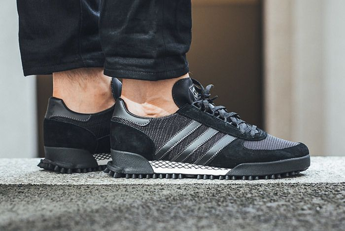 Adidas Marathon Tr Black 1