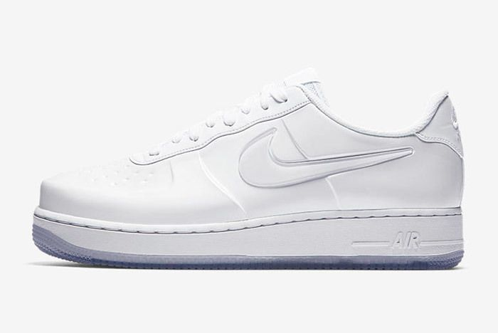 Air Force 1 Foamposite Pro Cup White 2