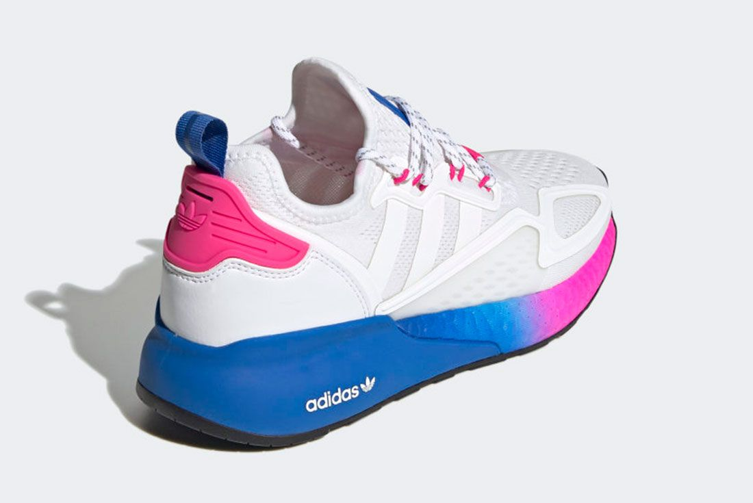 adidas ZX 2K BOOST Women Rear Angle