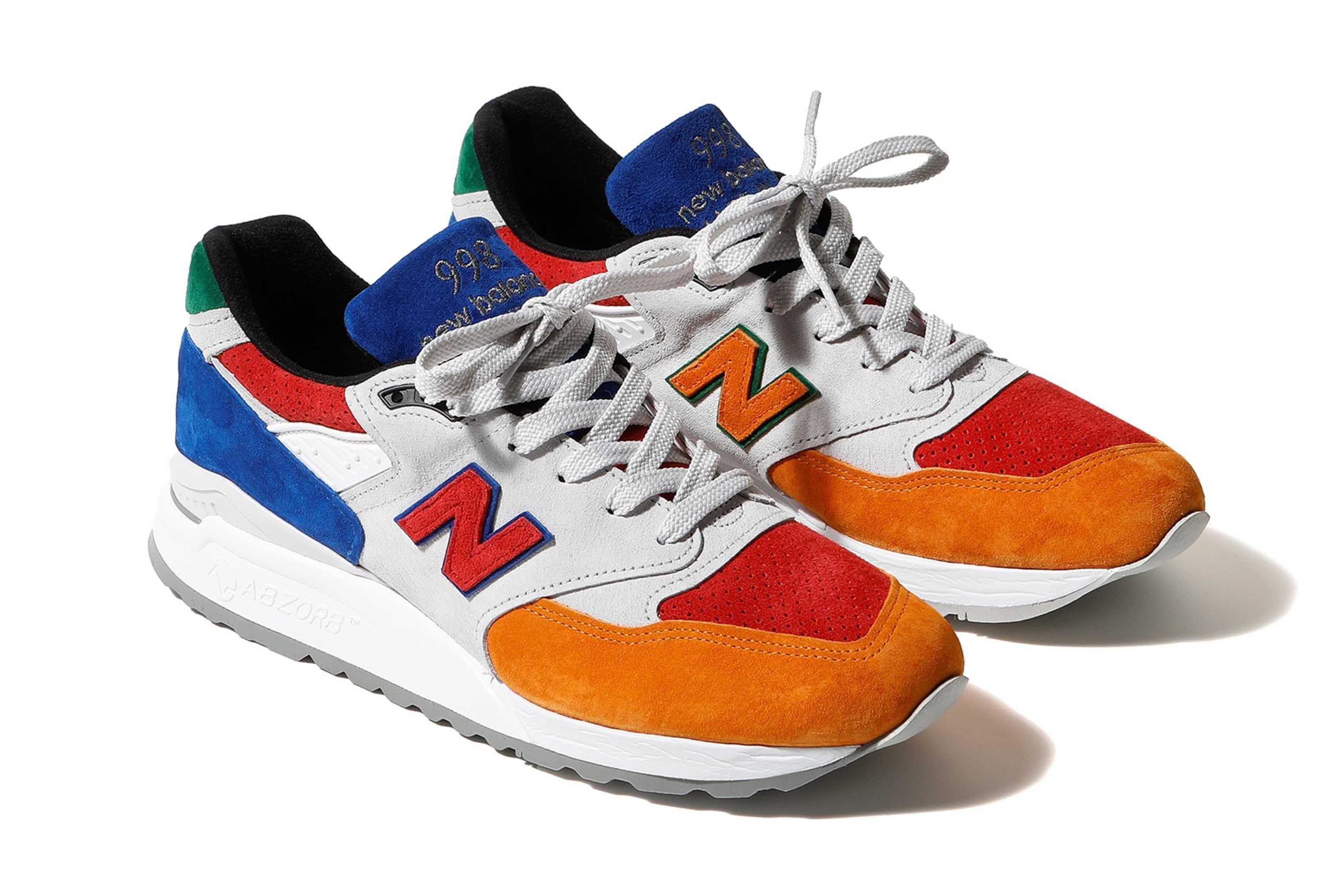Bodega New Balance 998 Mass Transit Release Date 4 Sneaker Freaker