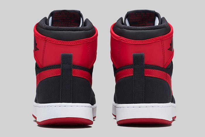 Air Jordan 1 Ko High Blackvarsity Red12