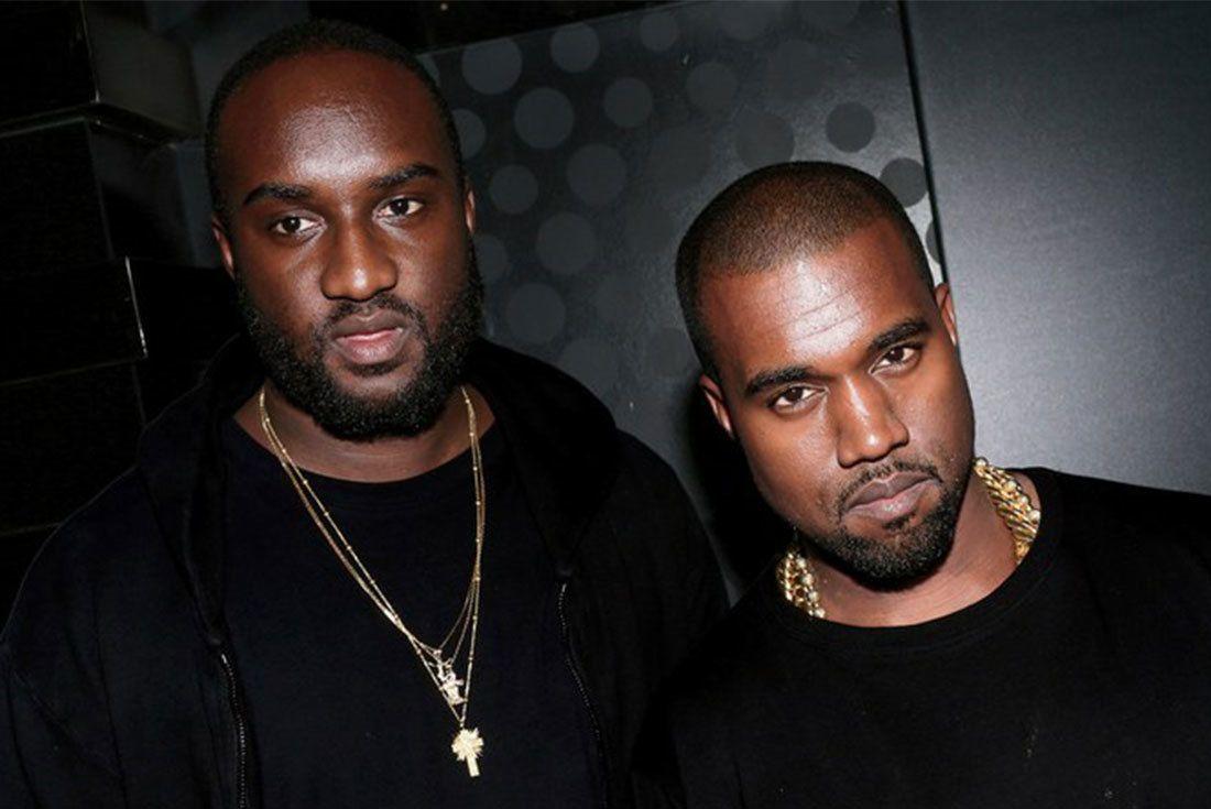 Virgil Abloh Kanye Sneaker Freaker